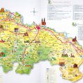 Mapa Turistico de Catalunya