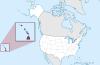 Mapa de Hawaii