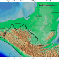Mapa geográfico de Chiapas