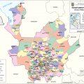 Mapa politico de Antioquia