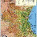 Mapa rutero de Valencia