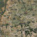 Mapa satelital de Valladolid