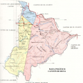Mapa tematico de Dota