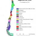 Mapa tematico de chile