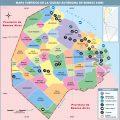 Mapa turístico de Capital federal