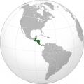 Mapas de america central