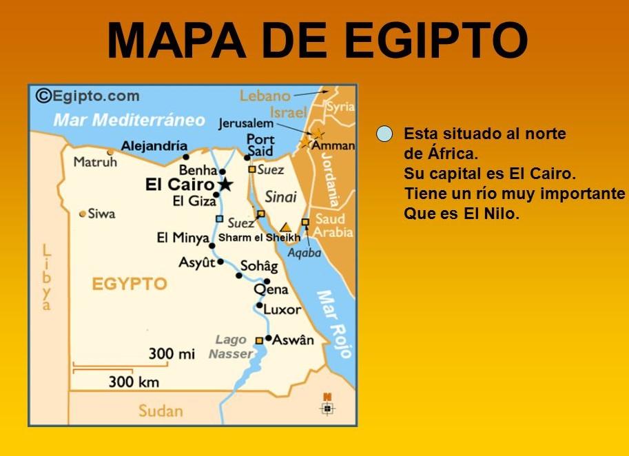 Mapa de Egipto  Mapa Fsico Geogrfico Poltico turstico y