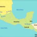 mapa de mesoamerica
