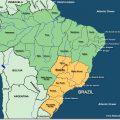 mapa de parana