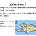 mapa de republica dominicana