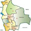 mapa fisico de bolivia