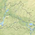 mapa geografico de berlin