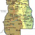 mapa geografico de mendoza
