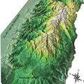 mapa geografico de merida