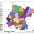 mapa politico de Guanajuato