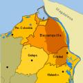 mapa politico de barranquilla