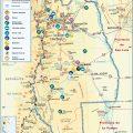 mapa tematico de mendoza