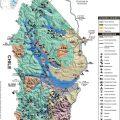mapa topografico de bariloche