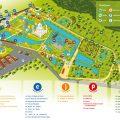 mapa turistico de bogota