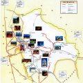 mapa turistico de bolivia
