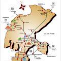 mapa turistico de zacatecas.