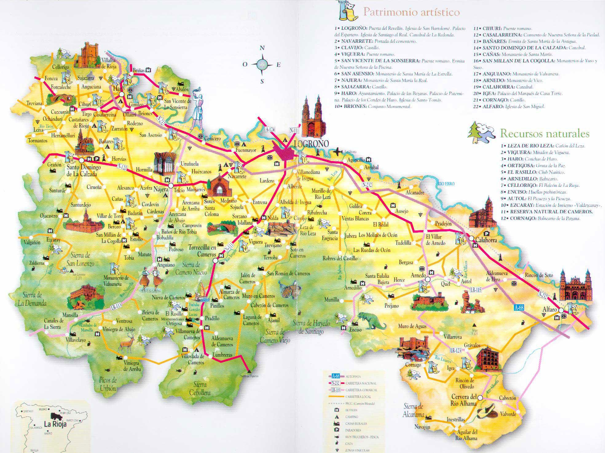 Turistico Valle De Aran Mapa.Mapa Geografico De Catalunya Mapa Fisico Geografico