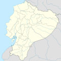 Mapa de Ibarra