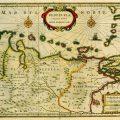 Mapa historico de Venezuela