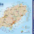 Mapa tematico de Ibiza