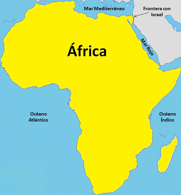 Canal De Suez Mapa Fisico Africa.Mapa Geografico Y Politico De Africa Mapa Fisico