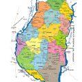 mapa de entre rios