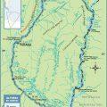 mapa geografico de entre rios