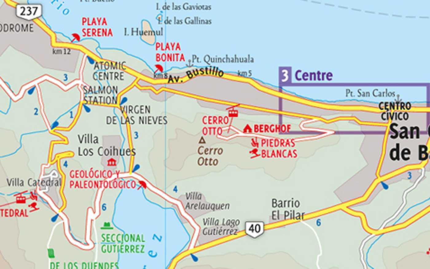 Circuito Grande Bariloche : Circuito grande u viajes dannemann u sucursal llao llao u bariloche