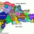 mapa politico de republica dominicana