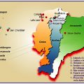 mapa topografico de ecuador