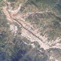 mapa topografico de merida