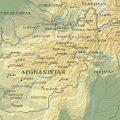 mapa topografico de pakistan