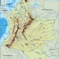 mapa topografico de zapopan