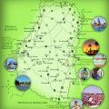 mapa turistico de entre rios