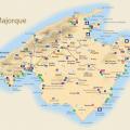 mapa turistico de mallorca